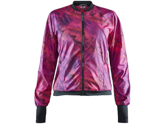 Craft Charge Jacke Damen fame/multi